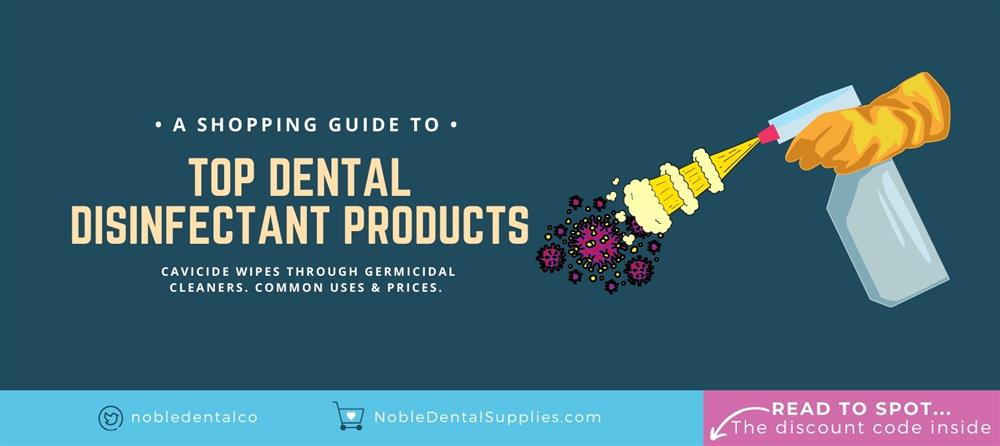 Dental Disinfectants and Sterilants