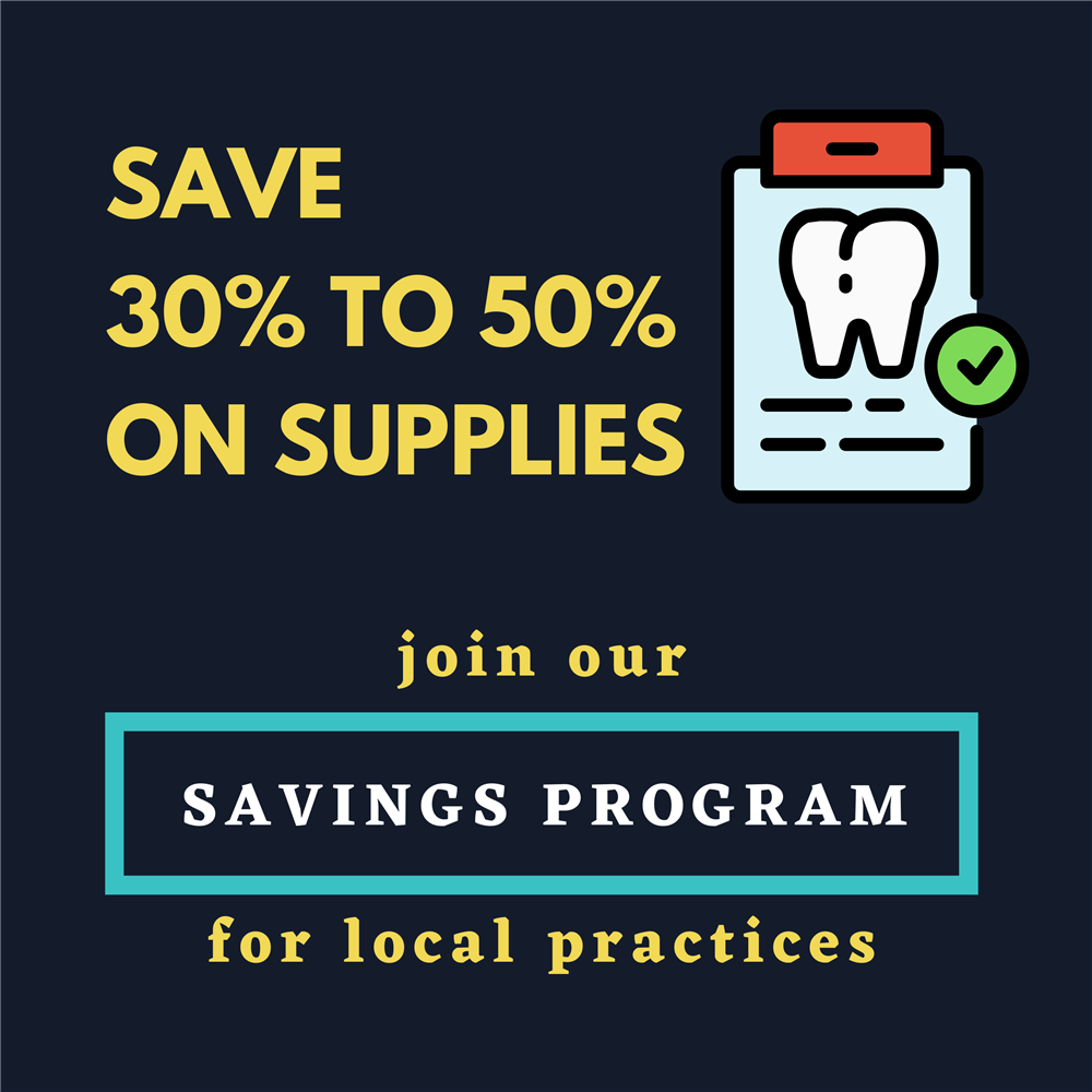 Save 30% to 50% on Dental Supplies with Noble Dental Supplies