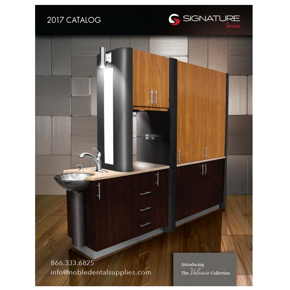 SIGNATURE SERIES DENTAL FURNITURE CATALOG
