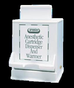 Anesthetic Cartridge Dispenser & Warmer- Premier - dental supplies