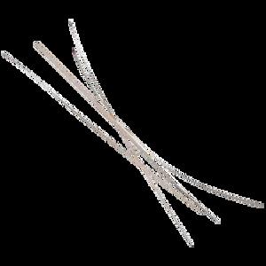 Lightning Strips Medium 10/pk - Miltex - dental supplies