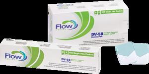 DV-58 Film #2-Intraoral X-Ray Film-Flow X-Ray-Dental Supplies