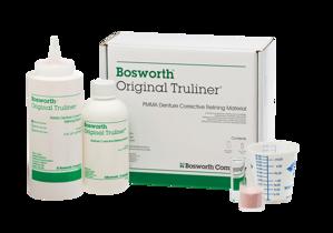Original Truliner-PMMA-Denture Relining-Bosworth-Dental Supplies