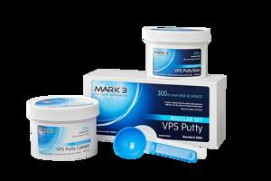 MARK3 VPS Putty-Impression Material-Full Set-Mark3-Dental Supplies