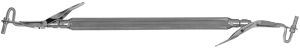 01-040-Amalgam Carrier Double Ended - Regular-Regular-J&J Instruments-Dental Supplies.jpg