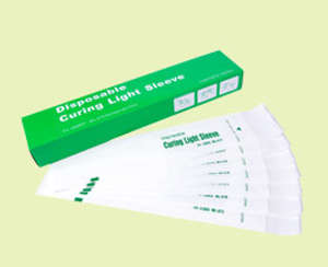 Curing light sleeves-100pk-Ledex-Dentmate-Dental Supplies.jpeg