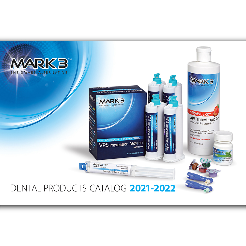 Mark3 Dental Product Catalog