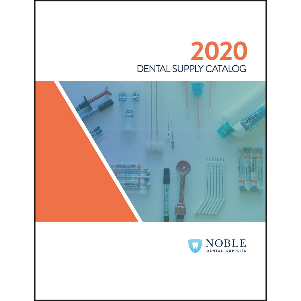 Noble Dental Supplies 208 Catalog